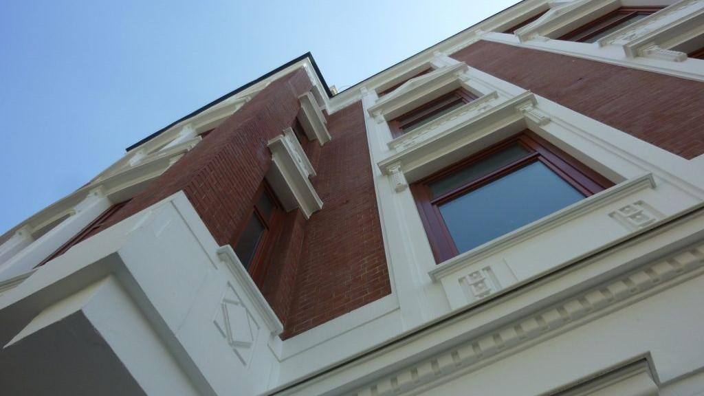 Maler Wedel Hamburg - Aussenarbeiten - Fassade Ornamente