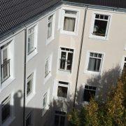 Maler Wedel Hamburg Aussenarbeiten Eppendorf Fassade