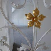 Maler-für-Wedel-und-Hamburg-Innenarbeiten-Blattgold-Blume