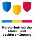 Maler-in-Wedel-und-Hamburg-Innung-Logo